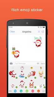 Messaging+ 7 Free - SMS, MMS- screenshot thumbnail