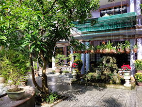 Photo: VIETNAM Hué - notre guest house