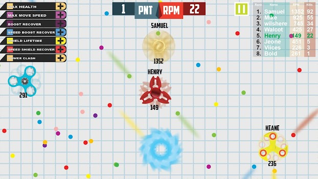 spinner.io onlinе multiplayer