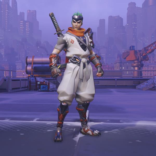Young Genji