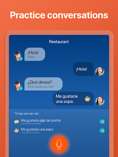 Learn 33 Languages Free - Mondly 7.8.0 Screenshots 12