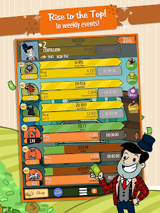 AdVenture Capitalist MOD APK [Unlimited Gold] 8.5.2 8