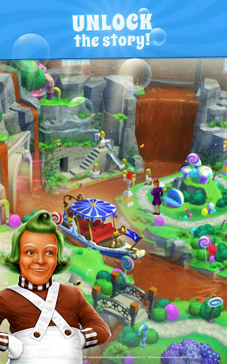 Wonka´s World of Candy - Match 3