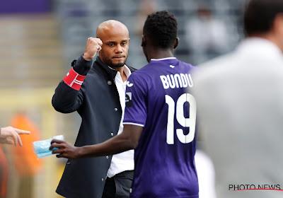 Mustapha Bundu a encore du travail mais est sur la bonne voie