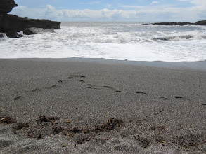 Photo: Y al final... playa