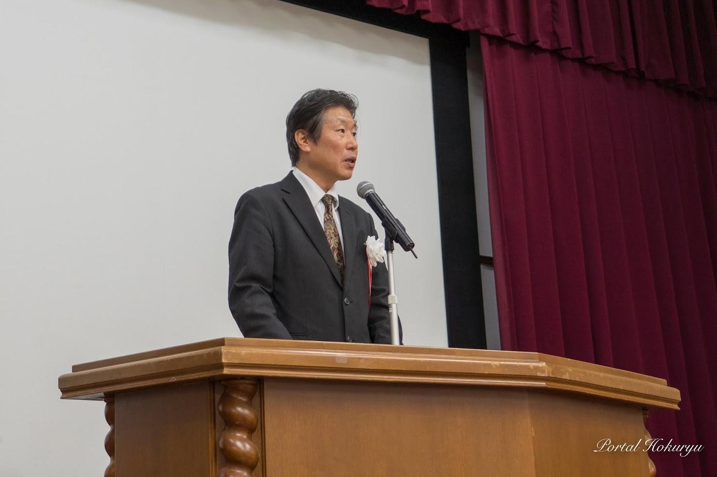 農林水産省北海道農政事務所・大坪正人所長