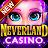 Neverland Casino - Treasure Island Slots Machines Icône