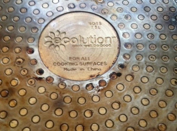 Get an 8 quart heavy bottom non stick kettle with a cover. Caphalon,or one...