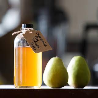 Pear Vodka Recipes.