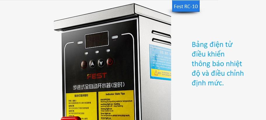 Máy đun nước siêu tốc Fest RC-30 - ảnh 7