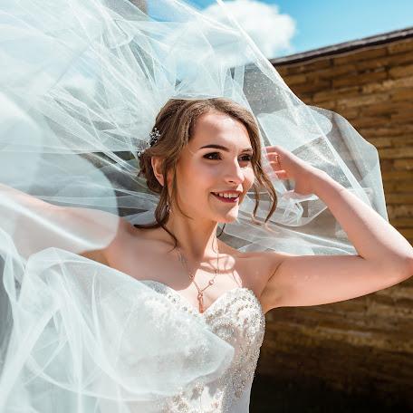 Wedding photographer Violetta Nagachevskaya (violetka). Photo of 07.08.2017