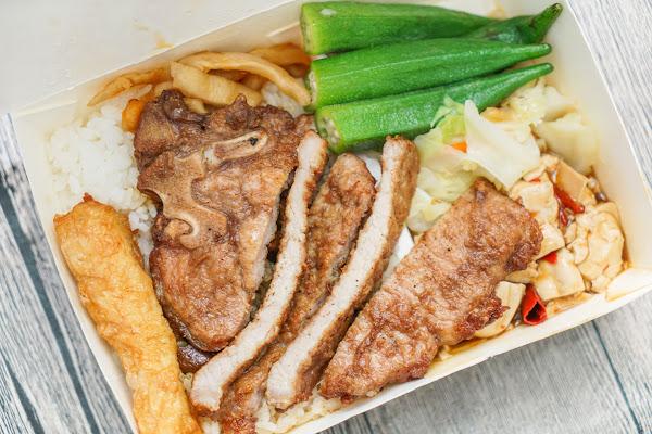 金仙魯肉飯便當店(松山南京店)