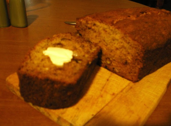 Banana Explosion Bread With Nutmeg Candied Pecans Recipe