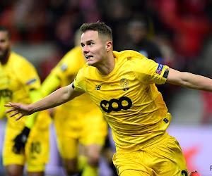 Equipe-type de la semaine en Europa League: avec un Liégeois!