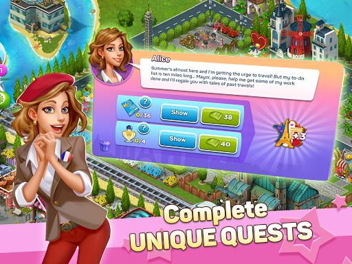 SuperCity: Building game 1.21.0 screenshots 10