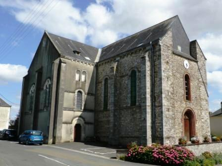 photo de Eglise de Voutré