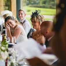 Wedding photographer Aaron Storry (aaron). Photo of 22.11.2017