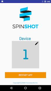 SpinShot360 Camera - náhled