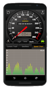Speedometer GPS screenshot 2