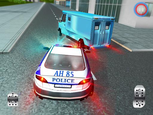 911 Police Driver Car Chase 3D  screenshots 9