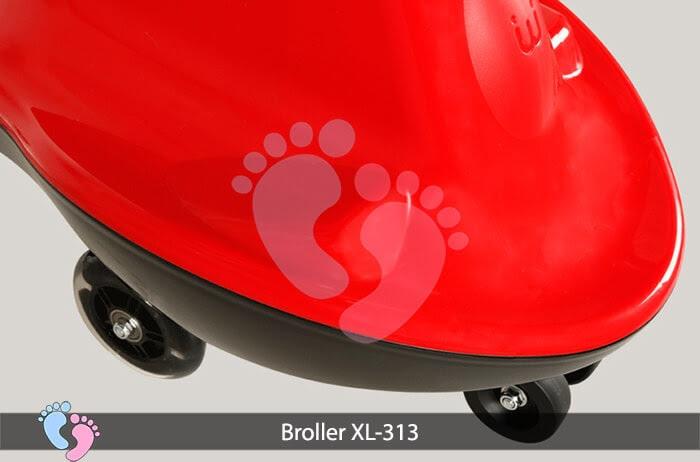 Xe lắc cho bé Broller XL 313 12