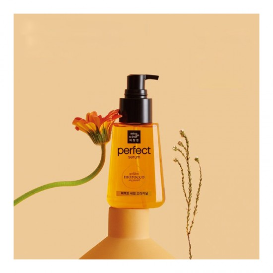 This Mise En Scene hair serum provides intensive nourishment. Hair Serum and How to Use Hair Serum - Shop Journey