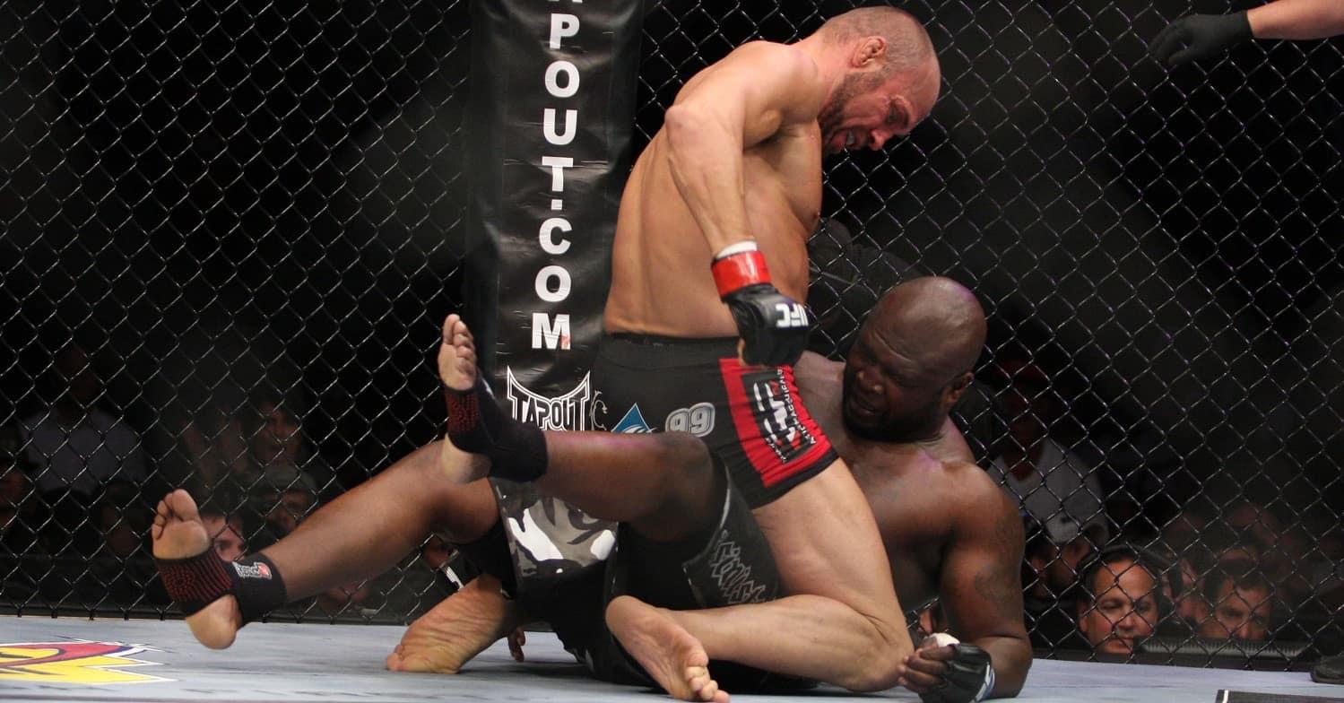 James Tony đã lên sân khấu UFC để thi đấu vào năm 2010.