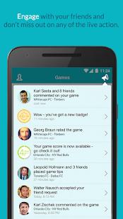 Inscouts Soccer Rating App screenshot