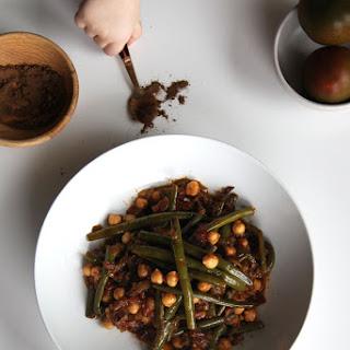 Chickpeas Lebanese Recipes.