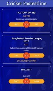 Cricket Fastest Line - náhled