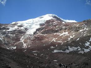 Photo: Chimborazo, depuis les refuges