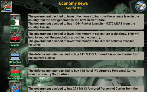 Africa Empire 2027  screenshots 24
