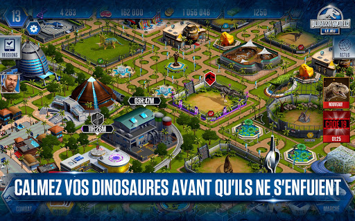Jurassic World™: le jeu  captures d'écran 1