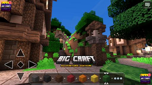Big Craft Building Crafting Games 7.2.2 screenshots 2
