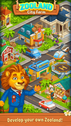 Farm Zoo: Happy Day in Animal Village and Pet City 1.40 de.gamequotes.net 3