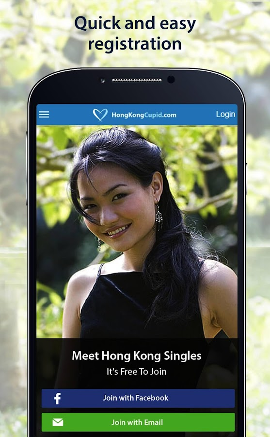 HongKongCupid - Hong Kong Dating App- screenshot