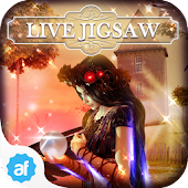 Live Jigsaws - Enchantresses