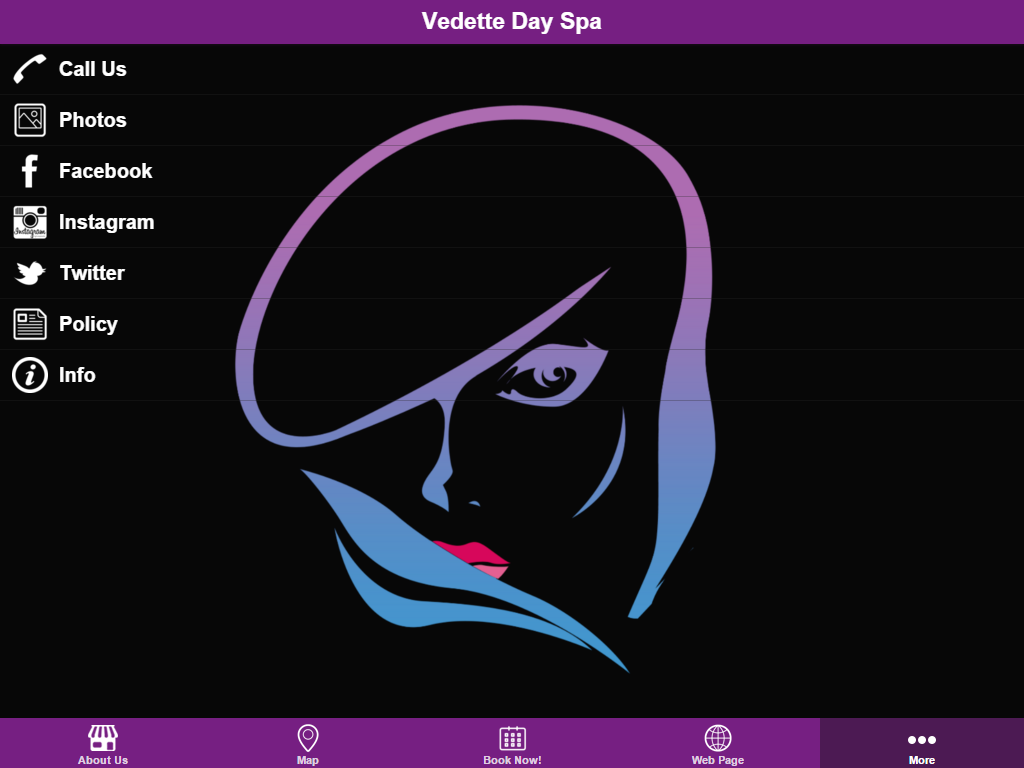 Vedette Day Spa- screenshot