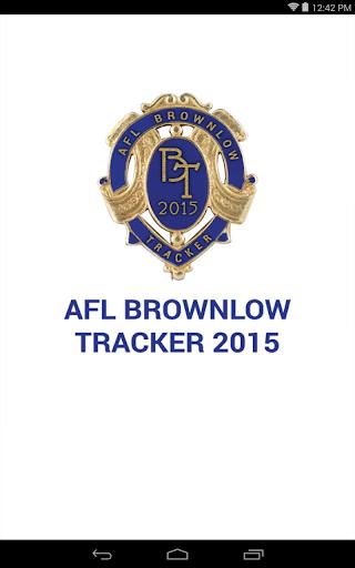 Brownlow Tracker