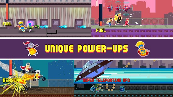 Pixel Super Heroes- screenshot thumbnail
