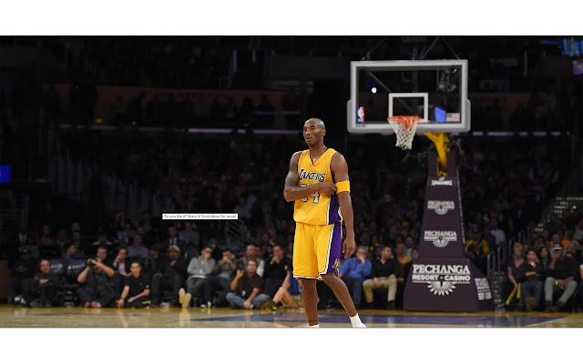 Los Angeles Lakers Tab