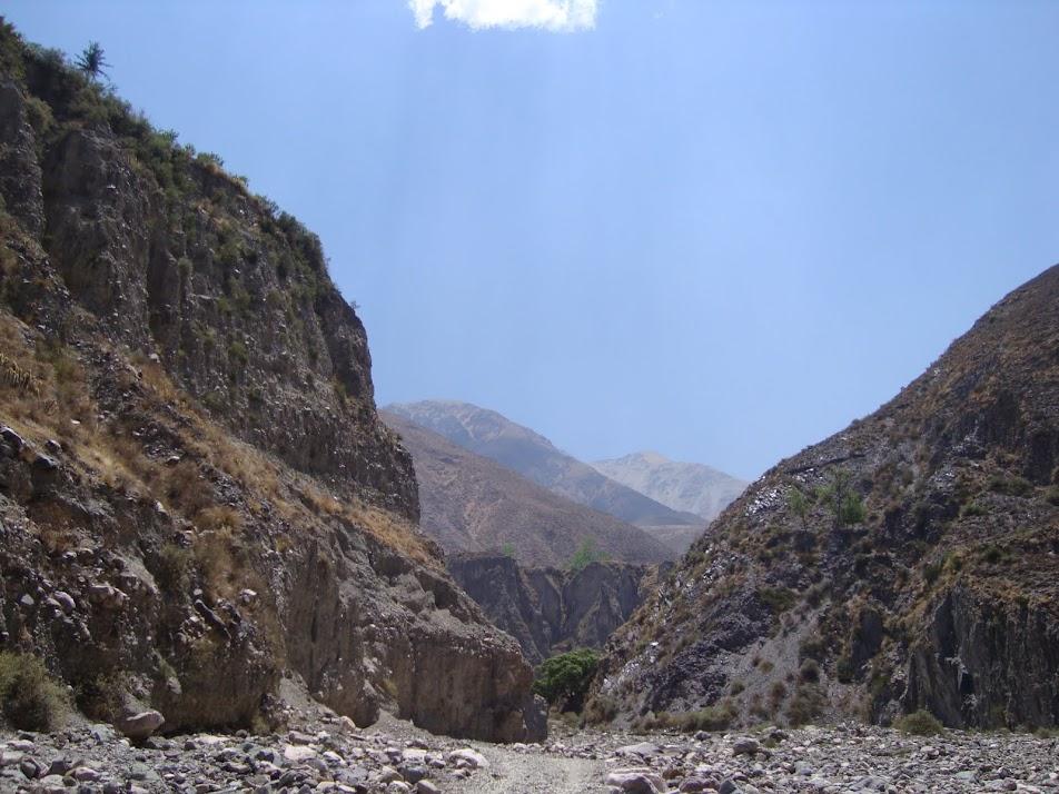 Camino a San Isidro
