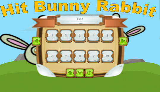 Hit Bunny Rabbit - náhled