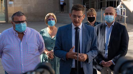 "Roquetas: no habrá moción de censura ""de momento"""