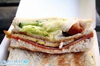 大方碳烤三明治