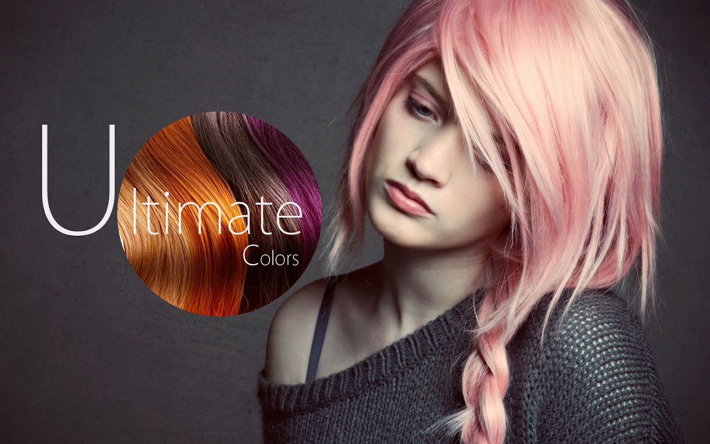Hair Color Changer Ultimate - Android Apps on Google Play