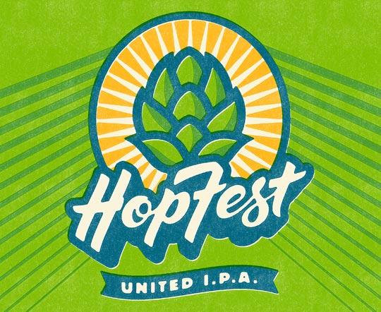 Logo of Grapevine HopFest United IPA