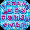 Frozen Winter Keyboard icon