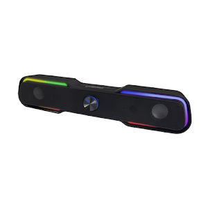 Boxa stereo – Esperanza Apala, Soundbar USB 6W LED RGB