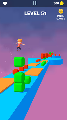 Cube Tower Stack Surfer 3D - Race Free Games 2020 filehippodl screenshot 4